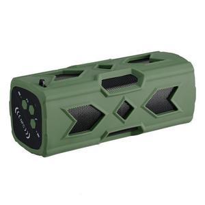Poplikdfr Portable Bluetooth Wireless Speaker IPX7 Waterproof Power Bank Ultra Bass Subwoofer