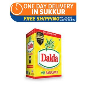 Dalda Banaspati Ghee (Pack of 5)(One day delivery in Sukkur)