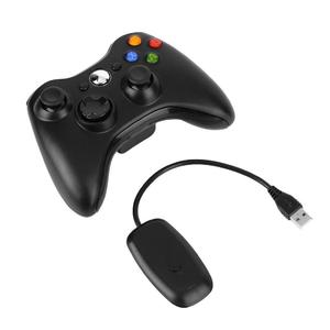 Wireless Bluetooth Controller Joystick Gamepad USB Charge for XBOX 360