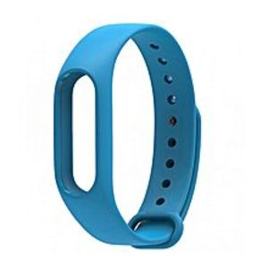 Silicon Strap for MI BAND 2 - Blue