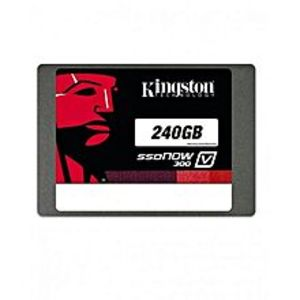 "Kingston SV300S37A - 300V Series 2.5"" Solid State Drive - 240GB - Black"