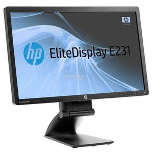 HP 23 Inch led monitor E231 with VGA DISPLAY PORT USB PORTS for professional gamers