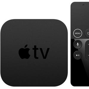 Apple TV 4th Generation 32GB 2017 Model MR912LL/A - Black