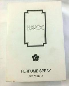 Pack of 3 Havoc Perfumes For Men And Women - 75ml
