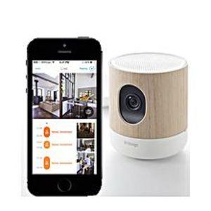 iegeekWaterproof Home Security Surveillance Outdoor Bullet Ip Camera - White