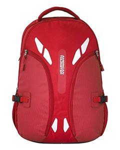 SNAP+ LAPTOP BAG 01- RED