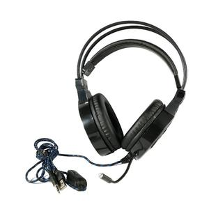 SY855MV Gaming Headset with Mic-Sound Headphone LED Lights for PS4/XBOX-ONE