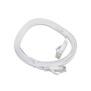 EF Ethernet Cable High Speed CAT6e Flat Network LAN for Home Office