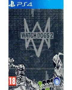 Watch Dogs 2 Steel Book Edition - PS4