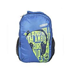 American Tourister Pack of 2 - At Tango I Backpack + Pencil Case - Classic Blue