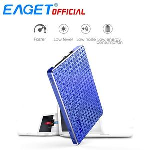 EAGET S500 128G aurora blue 2.5-inch SSD mobile hard disk SATA3 interface