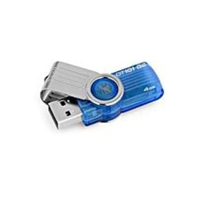 KingstonUSB 2.0 - 4GB - Blue