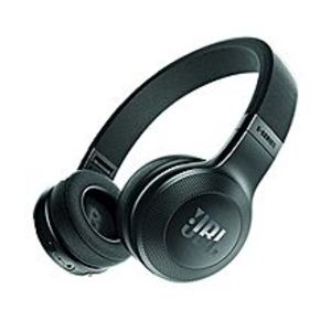 JBL E45 BT On-Ear Wireless Headphones JBL - Black