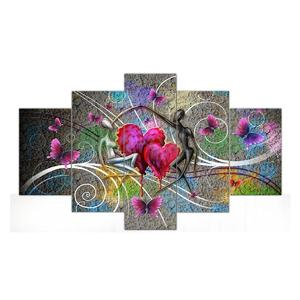 (photo)Unframed Modern Art Painting Print Canvas Picture Home Wall Room Decoration #