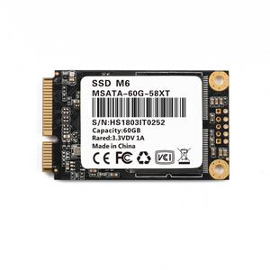 mSATA NAND Flash SSD Solid State HDD Hard Drive Disk for Desktop