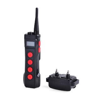 Aetertek At-919C Dog Shock Collar 109 Yard Auto Anti-Bark Training Aid