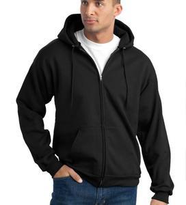 Elegant Full Sleeves Zipper Hoodie