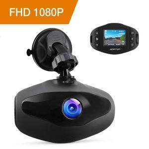 Dash Cam HD 1080P Mini Car Dash Camera, 650NM Lens, WDR, Loop Recording, Motion Detection, Park Monitor G-Sensor C470