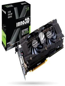 GTX 1070Ti - 3D GeForce - 8GB GDDR5 - Graphic Card