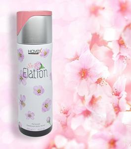 Havex Elation Imported Perfumed Frangance Body Spray Deodorant for Girls Women Special Gift - 200 ml