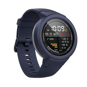 Original Xiaomi Amazfit Verge Smart Watch GPS+Glonass IP68 Waterproof Multi-Sports Smartwatch Free Film Strap Global Blue