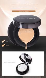 Air Cushion Long-lasting Natural BB Cream Maquillaje Sunscreen Concealer Moisturizing Foundation Makeup Bare Creams
