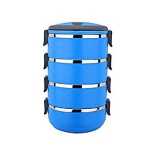 As seen on tvStainless Steel Lunch Box - 4 Layers