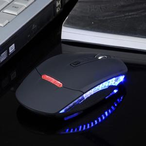 Slim 1600DPI Wireless 2.4G Optical Mouse Mice + Receiver For PC Laptop