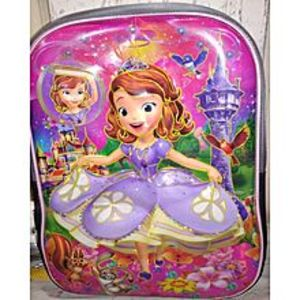 Any Choice Jambo Size Decent Imported 3D School Bag For Girls