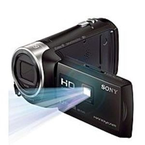 SonyHDR-PJ410B - Full HD Camcorder Built-in Projector Video Camera WiFi NFC - Black