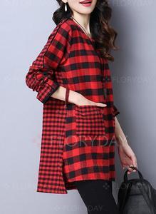 Lollypop Stylish Checkered Kurti For Women