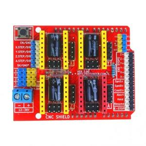 Arduino CNC shield v3 A4988 DRV8825 driver expansion board
