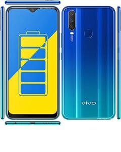 Vivo Y15 6.35 4 GB RAM 64 GB ROM Dual Sim 1 Year Warranty