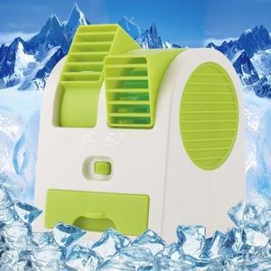 USB Powered Mini Air Cooler Dual Purpose Fan