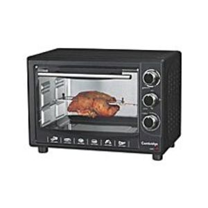 Cambridge EO 6134 - Electric Oven - 14 inch Capacity - Black