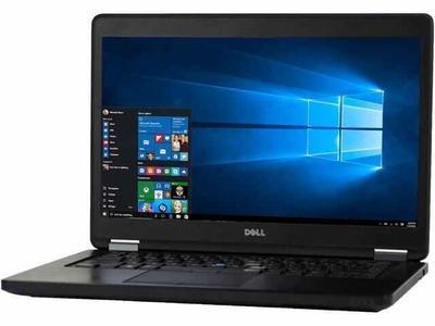 E5450 14  Laptop (2.3 GHz Intel Core I5-5th Gen 5300U, 8GB RAM, 256 GB SSD