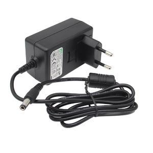 DC 5V 4A Power Adapter with EU / US Plug DC5.5x2.5 for Raspberry Pi Black