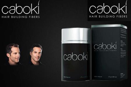 Caboki Hair Loss Concealer Building Fiber - 25g Usa Dark Brown