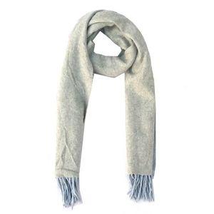 Wool Muffler For Men and Women - Grey