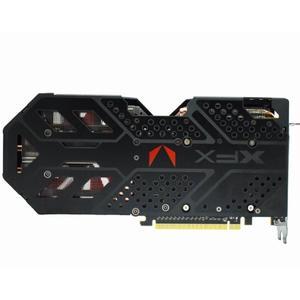 """XFX AMD Radeonâ""""¢ V.E.G.A 56 HBM2 8GB 3xDP HDMI Jan 2018, 2048 Bit 1156MHz - 1471 MHz Boost Clock 800 MHz High Bandwidth Memory x2 (1.6Gbps) (RX-VEGALDFF6)"""