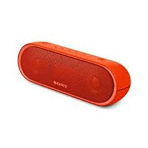 Sony Portable Bluetooth Speaker Srs-Xb20 - Red