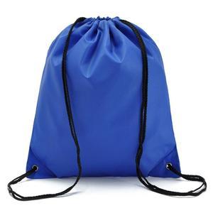 Waterproof Drawstring Backpack School Gym Swim Travel Sports Bag