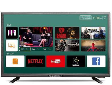 Universal 32 Inch Smart LED TV