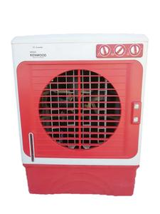 KENWOOD 7000 RED INVERTER Air Room Cooler with SWIFT Motor 99.99%Copper , Heigh Quality Pad , Imported Pump With Sensor, AC 220V With Free 4 Wheels.
