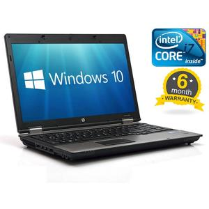 Hp ProBook 6550 Core i-7 Laptops 4GB Ram Windows 10 ( 6 Months Warranty )