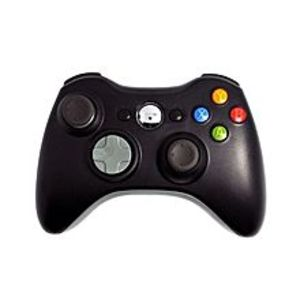 Bluelife2.4GHz Wireless Remote Game Controller Gamepad For Mocrosoft Xbox 360 -Black
