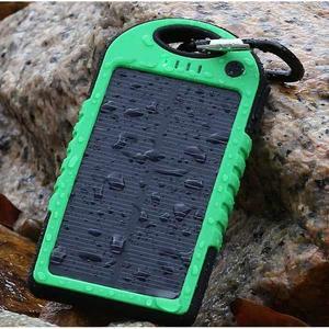 Solar Power Bank Waterproof 5000Mah