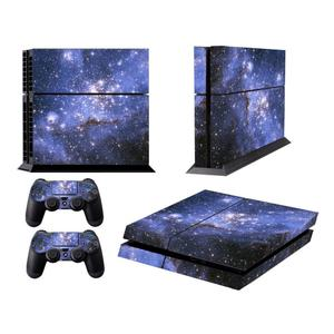 Starry Sky Pattern Fashion Color Protective Film Sticker for Sony PS4