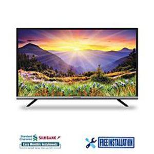"""PanasonicTH-43E310M - Full HD LED TV - 43"""" - Black"""
