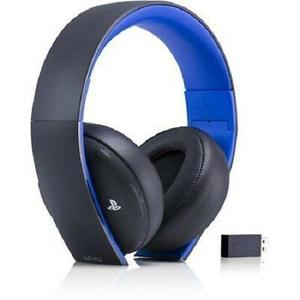 PS Gold Headset Sony Playstation 4 PS4 & PS3